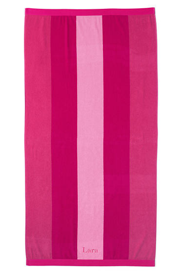 beach towel, lands end beach towels, beach towels at lands end, colorful beach towels, pink beach towels
