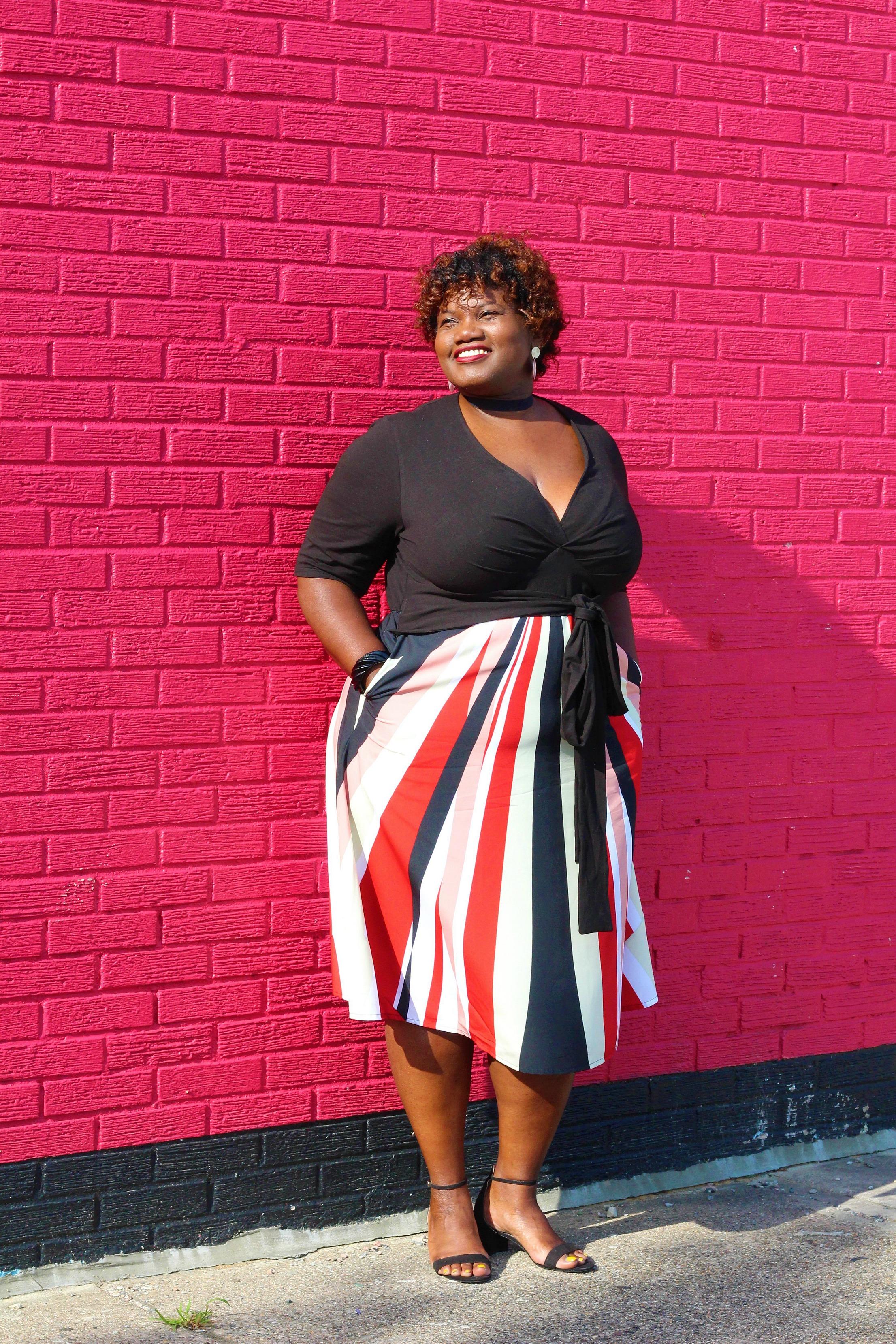 Fall Favorites: eShakti – Grown and Curvy Woman
