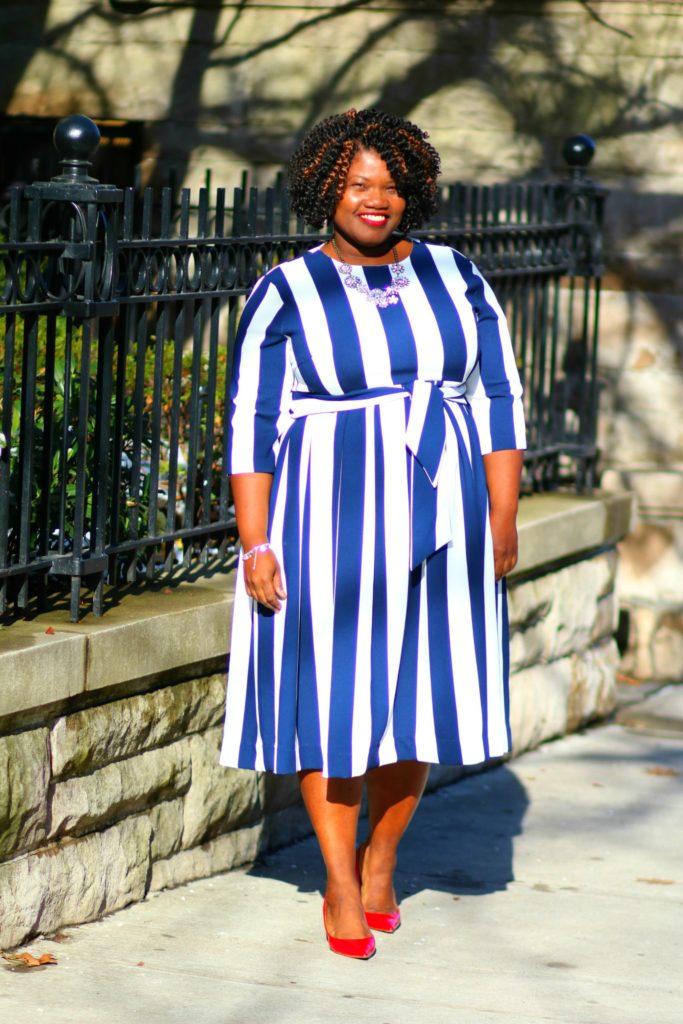 Modern Modesty – Grown and Curvy Woman