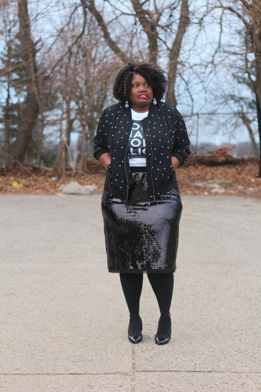 plus size fashion, plus size clothing, plus size skirts, plus size sequin skirts, sequin skirts, who what wear x target collection, plus size clothing at target, target plus sizes, graphic t shirts, graphic shirts, bomber jackets, plus size bomber jackets, polka dot jackets, plus size blogs, plus size bloggers, curvy women, curvy, curvy girls, curvy bloggers, curvy blogs, blogs for plus size women, blogs for curvy women, target clothes