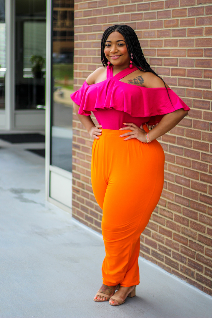 ef0f9a64d6c Bright Color Combinations  Nothing says Spring like bright colors (here and  here). Try pairing them together for a vibrant look like Bianca from ...